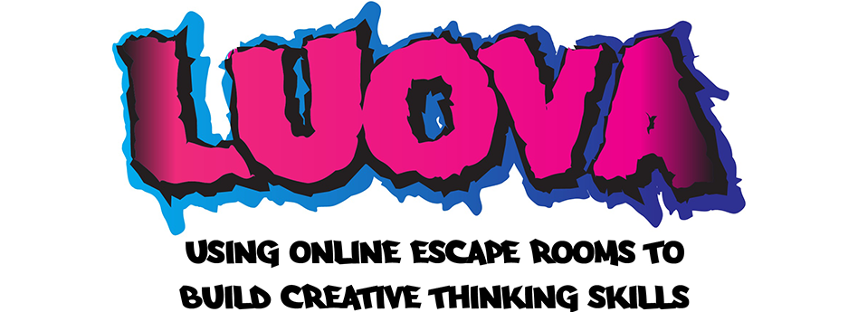 LUOVA: Applications of online gaming to enhance the creative and critical thinking skills of youth
